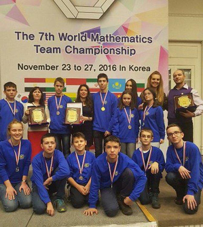 Ученици обраха наградите на световно състезание