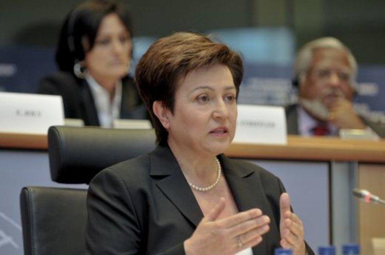 Политико: Кристалина Георгиева може би е в конфликт на интереси