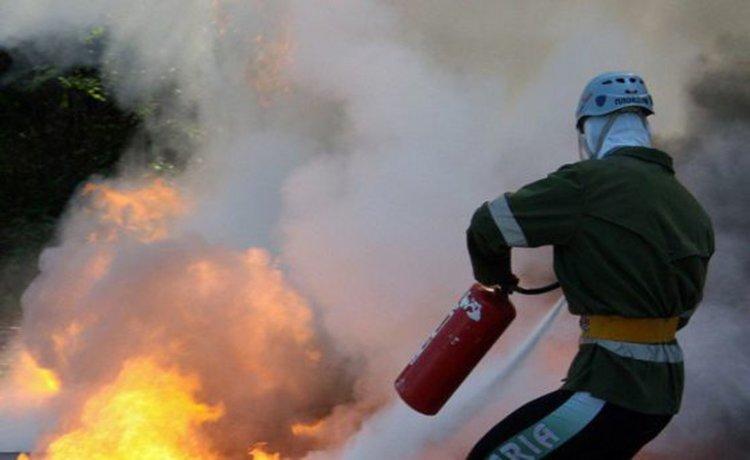 Изгоряха три ТИР-а в Камено