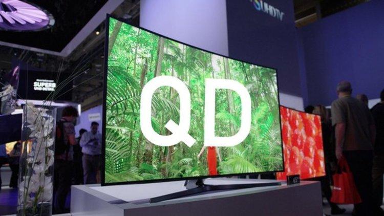 Samsung създава алианс около технологията с квантови точки