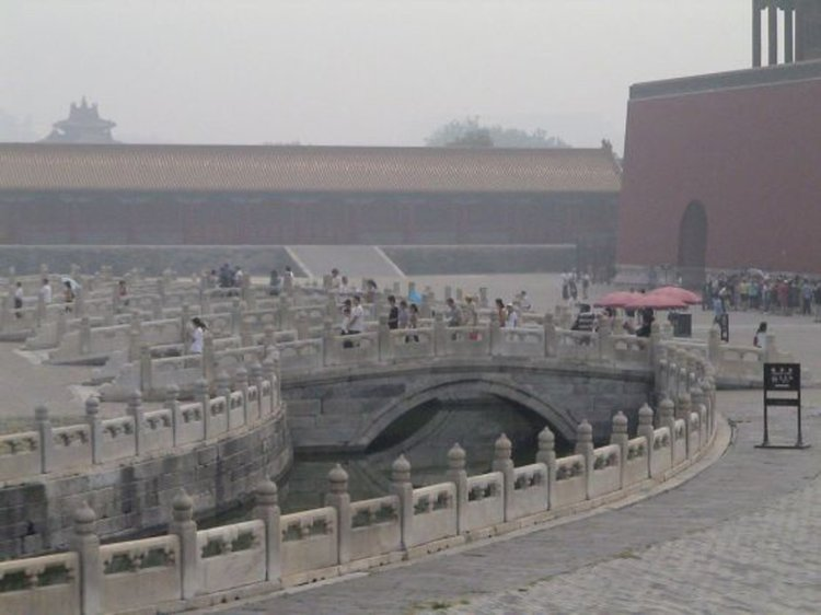Смогът в Пекин убива повече бедни