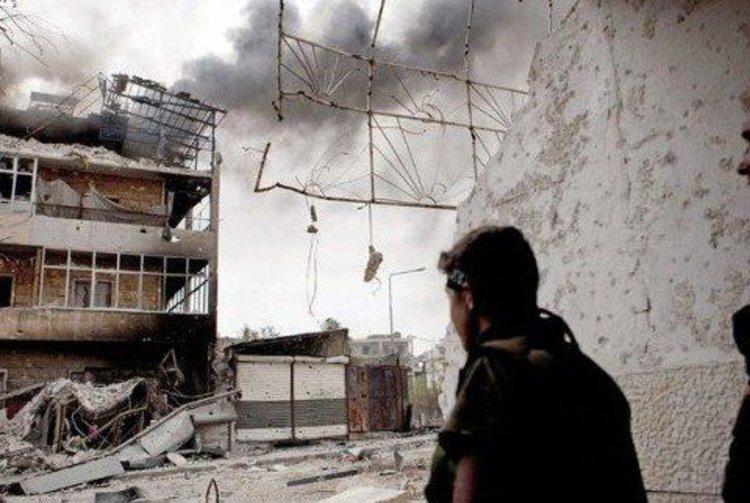 Турция атакува подкрепяни от САЩ сили в Сирия