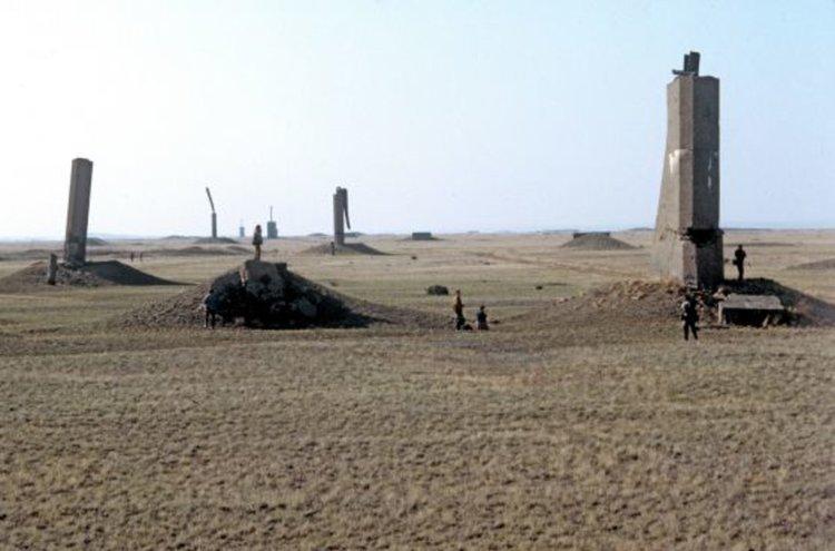 Строго пазено в тайна от СССР ядрено бедствие (видео)