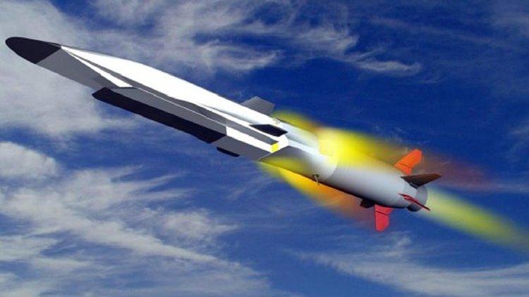 Руска ракета надхвърли осем пъти скоростта на звука
