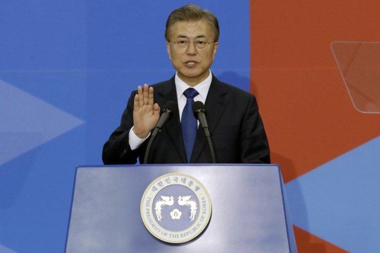 Южна Корея изпита своя ракета със среден обсег