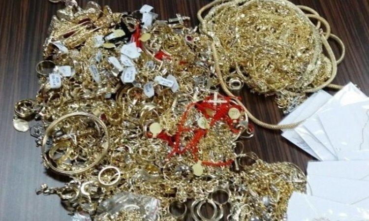 Злато за над 30 000 лв. хванаха на Капитан Андреево