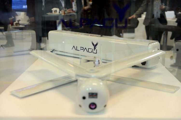 Турция ще произвежда бойни дронове камикадзе (видео)