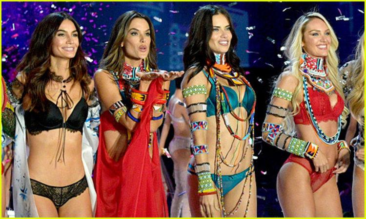Шоуто на Victoria's Secret разтърси Шанхай (видео)