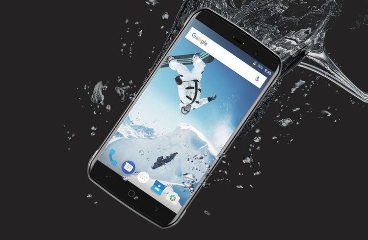 Смартфонът на Vernee e сертифициран по стандартна за водоустойчивост IP68