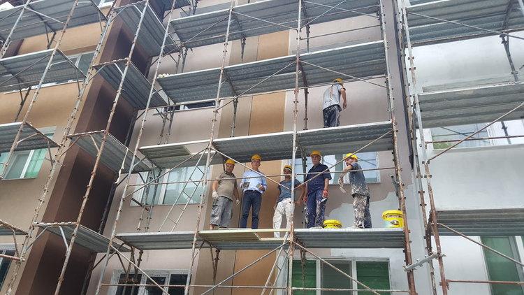 Една трета от санираните сгради в Кърджали са официално въведени в експлоатация