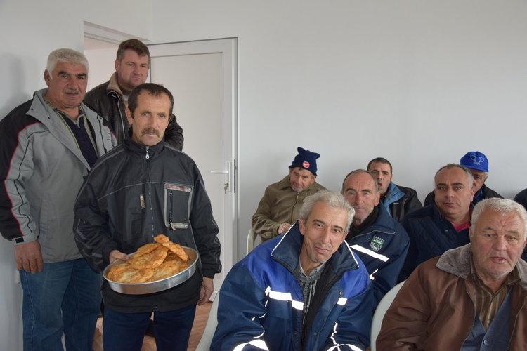 С мекици посрещат Ресми Мурад в Башево