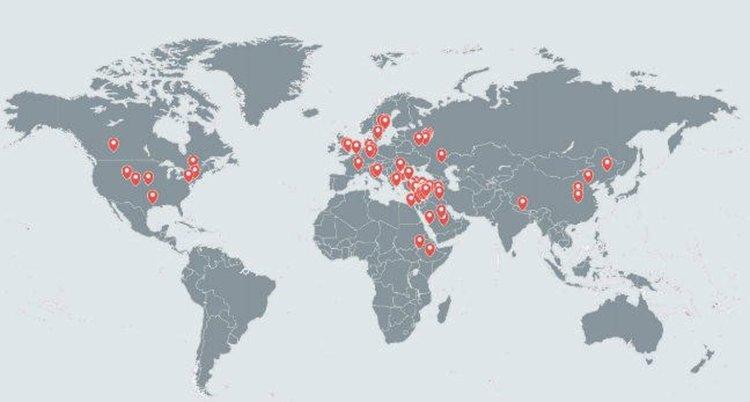 Dark Caracal шпионирал през хиляди мобилни устройства в над 20 страни