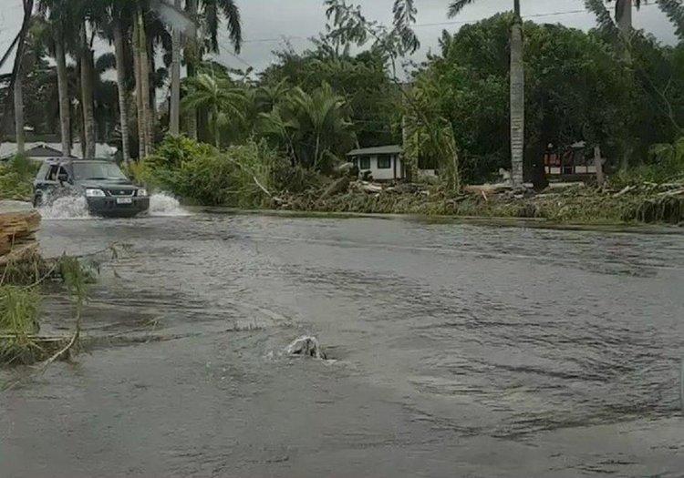 Тропически циклон опустоши остров Тонга