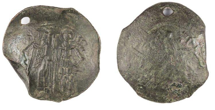 Монета на цар Иван Асен ІІ
