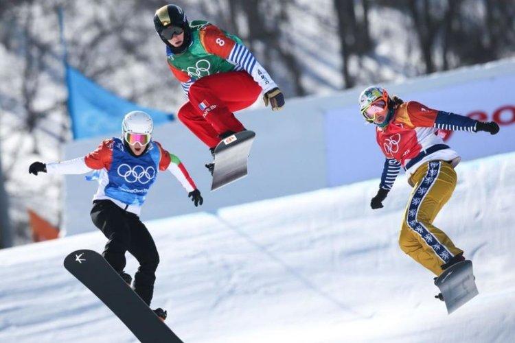 Сани Жекова финишира шеста
