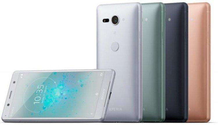 Sony официално представи смартфоните Xperia XZ2 и Xperia XZ2 Compact