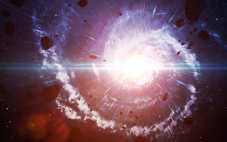 Стивън Хокинг обясни какво е имало преди Големия взрив