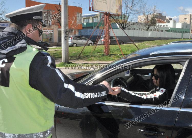 Акция на КАТ: глобяват водача, ако пътникът е без колан