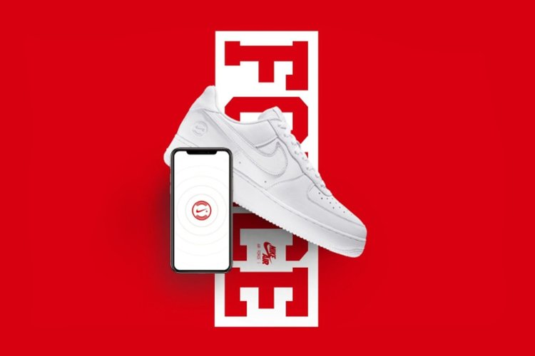 Nike пуска маратонки с вграден NFC чип