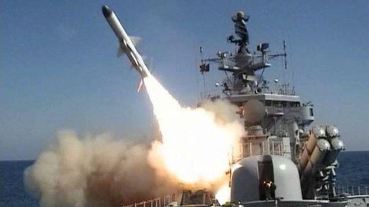САЩ, Франция и Великобритания удариха Сирия тази нощ
