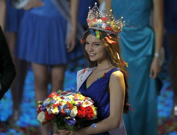 18-годишна красавица е Мис Русия 2018