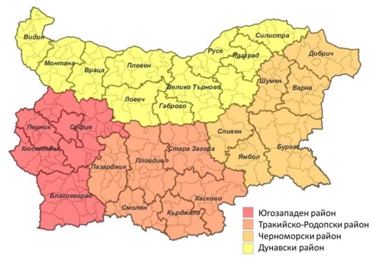 Зам.-министър: Брюксел изисква регионите да са минимум с 800 000 жители