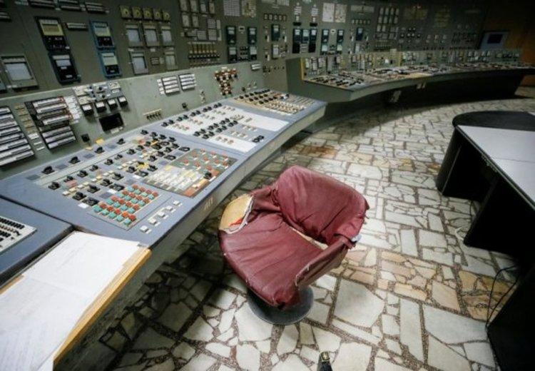 Още снимки от трети реактор. Снимка: Reuters