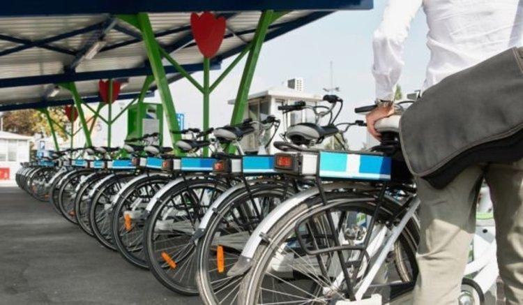 Димитровградчани яхват безплатни електрически велосипеди