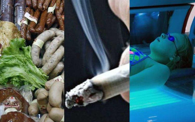32 от най-опасните канцерогени