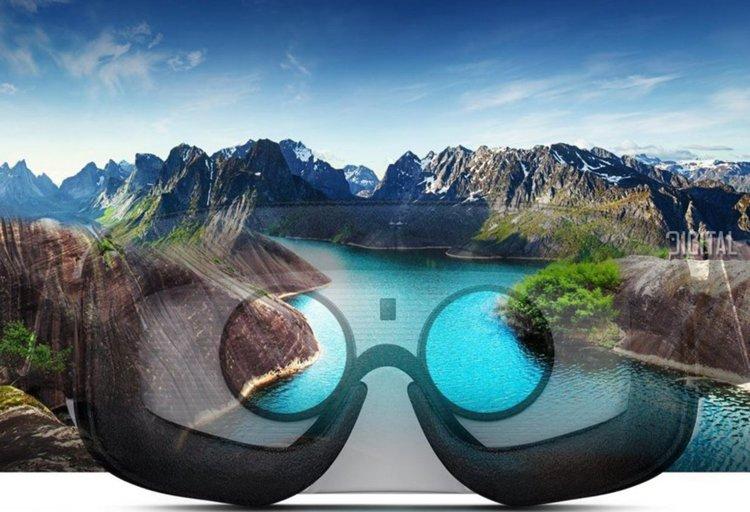 Samsung представиха официално 4К дисплей с виртуална реалност и плътност от 1200ppi