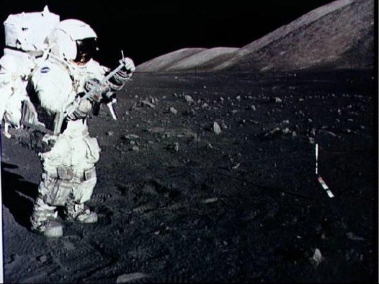 Възстановени данни от Аполо разкриха 40-годишната загадка за загряването на Луната