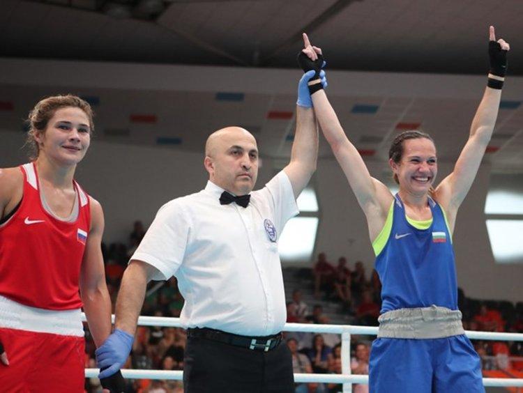 Станимира Петрова стана №1 на европейското по бокс за жени