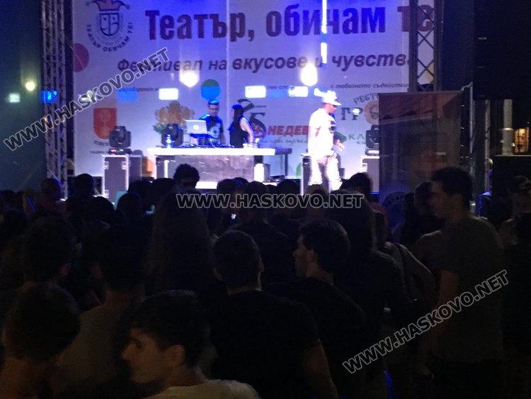F.O. & Peeva и Боро Първи разтанцуваха Хасково