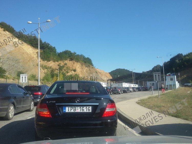 Очаква се засилен трафик на Маказа след 14 юни заради отпуските на румънците