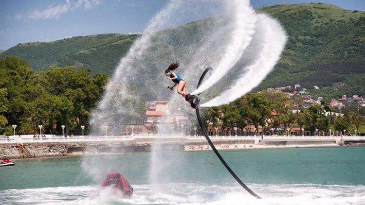 """""""Водното огледало"""" в Кърджали приема състезания за бързи лодки, джет ски и флайборд"""