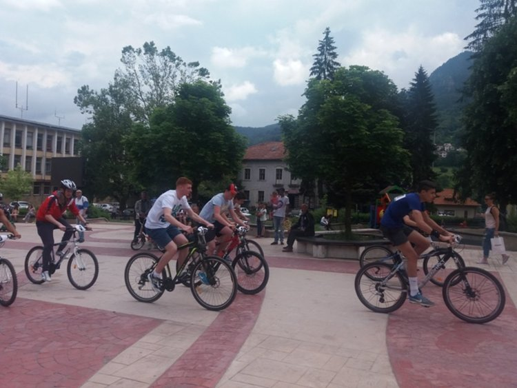 Велосъстезание за празника на Обединен Смолян на 18 юни