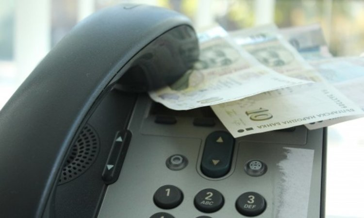 Предотвратиха телефонна измама за 27 000 лева