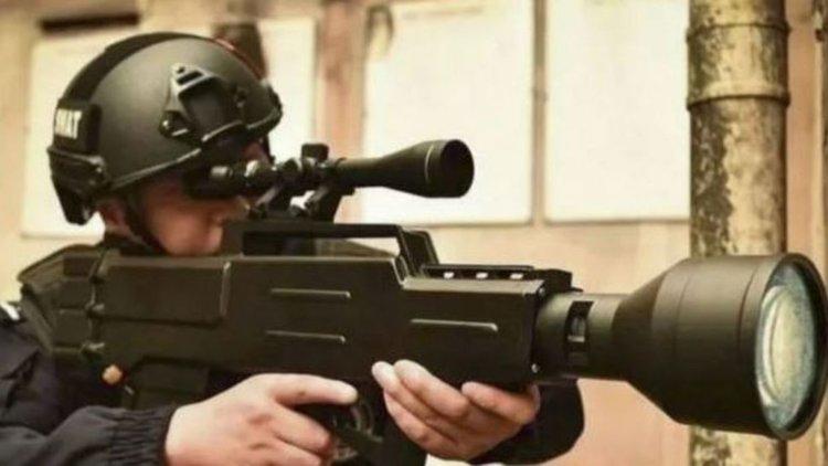 Новата лазерна пушка на Китай може буквално да те запали