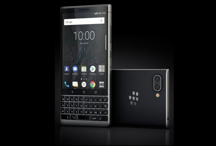 BlackBerry Ghost ще има 4000mAh батерия