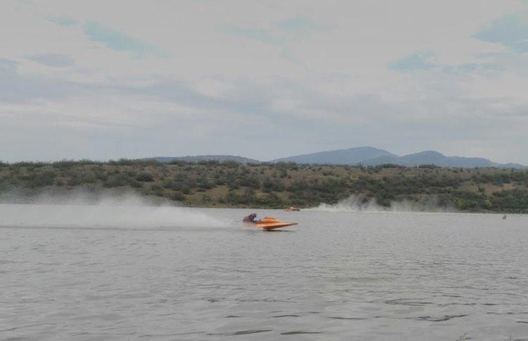 Бряговският язовир посрещна II кръг на Републиканското по водомоторни спортове