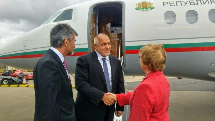 Борисов от Лондон: Трябва да сме единни в задачите по свързаността на Балканите