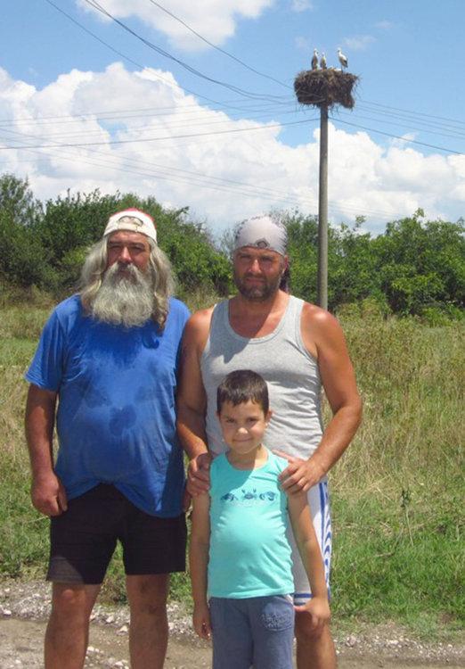 Село Великан с рекорд за най-населено щъркелово гнездо