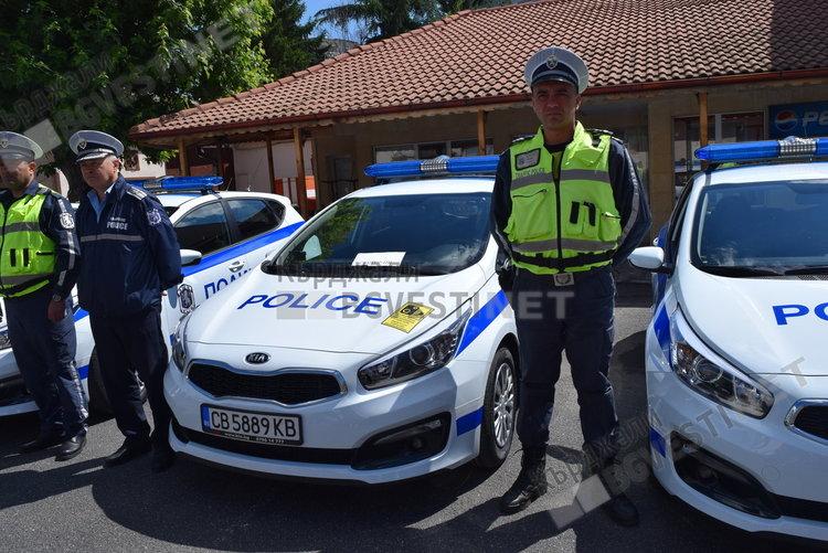 Пътна полиция не може да насмогне да лови нарушители в Кърджалийско
