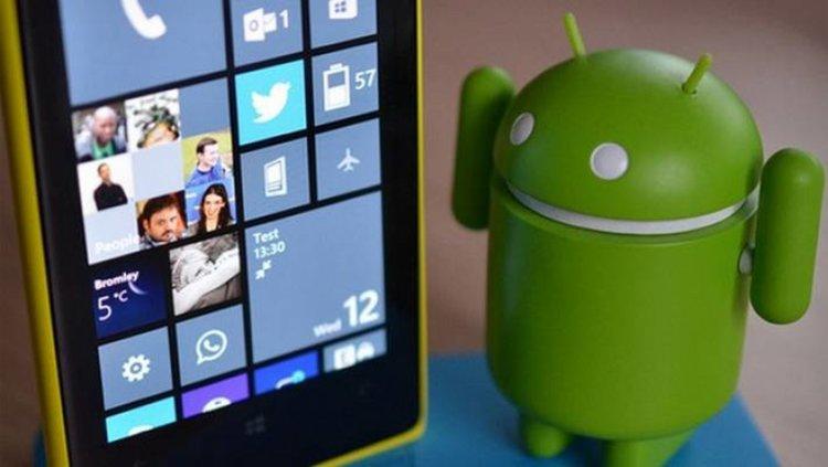 Android телефон от Microsoft звучи толкова шантаво, че всъщност има смисъл