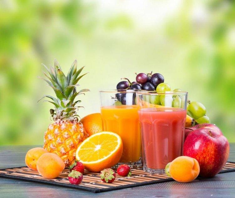 Излишни мазнини по корема - стопете ги с плодове
