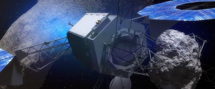 Китай иска да достави на Земята астероид с тегло стотици тонове