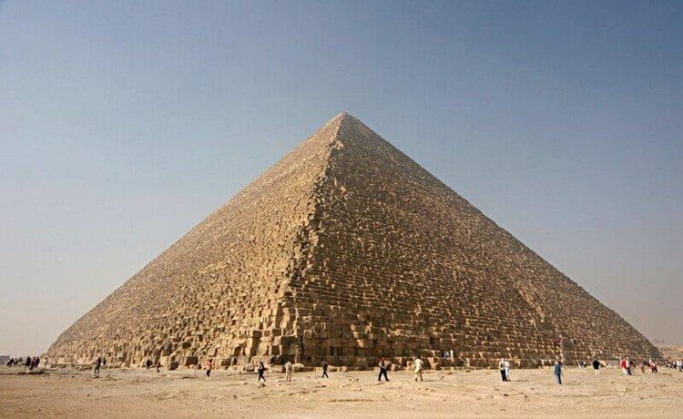 Голямата пирамида концентрира електромагнитна енергия