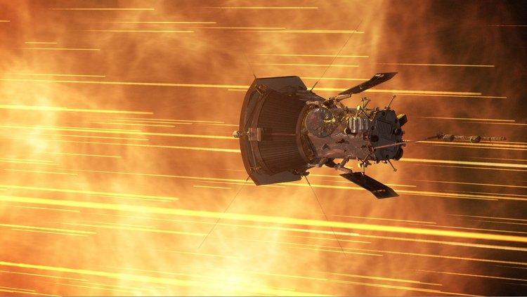 Parker Solar Probe се отправя към Слънцето (на живо)