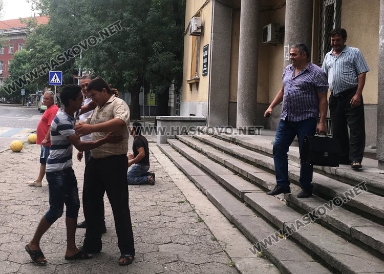 Съдът освободи срещу 6500 лева катунаря, ранил хасковски полицай