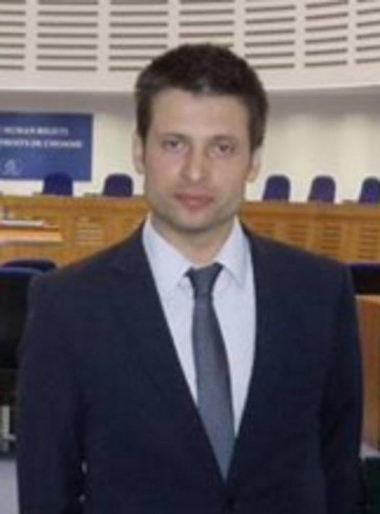 Съдия Васил Панайотов